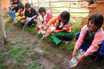 Eco-Clubs in Puente Piedra, Peru