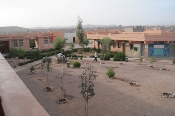 English Language and Multimedia Resource Center/Library for Moroccan Youth