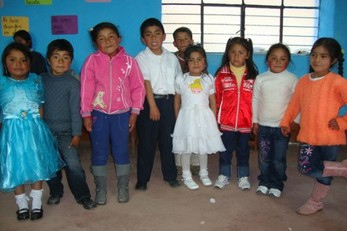 Happy, Healthy Schools in Salpo, Peru