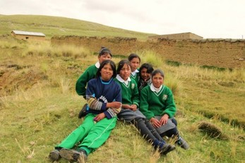 Andean Aborization with the Youth of Ondores