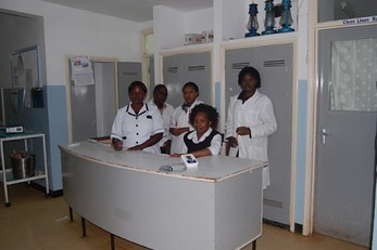 Maternal and Child Health Project - Ol Kalou District Hospital
