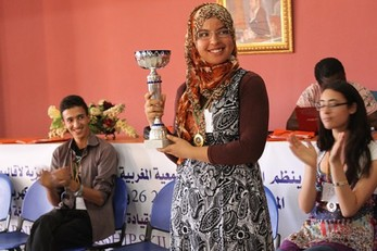Spelling Bee Morocco 2013