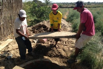 Household Sanitation Education and Bathroom Construction in La Colmena