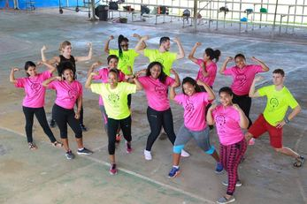 GLOW Camp for Empowering Girls!