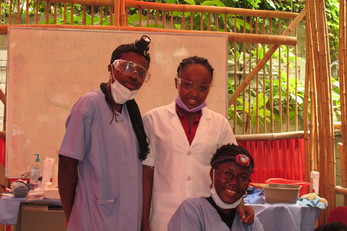 Dental Preventive Care in Haiti