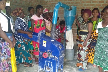 Improving the Capacity of Women in Mpondagaga