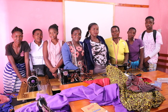 Grassroots Women Economic Empowerment