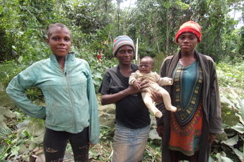 Improving the Livelihoods of Baka Indigenous Women in East Cameroon Through Agriculture