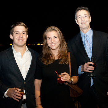 1,000 Projects Benefit Dinner, October 2014