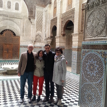 Journey to Morocco, April 2015